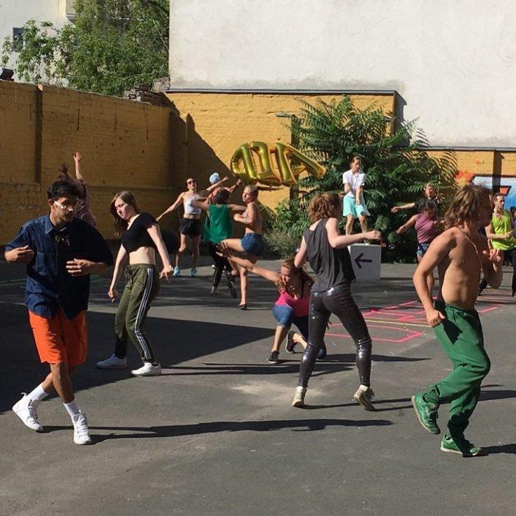 Dancetogether event